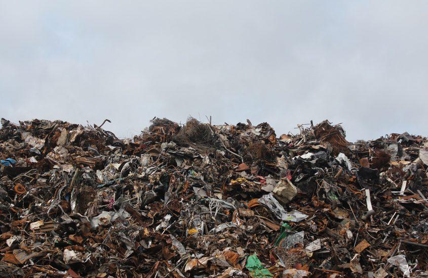 Een reflectie op afval